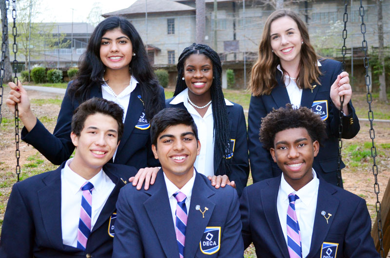 2019-20 GaDECA Executive Officer Team