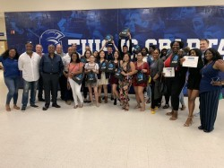 Campbell High DECA & The AT&T Aspire Program