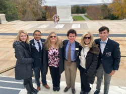 Paulding County DECA Chapters Take On D.C.